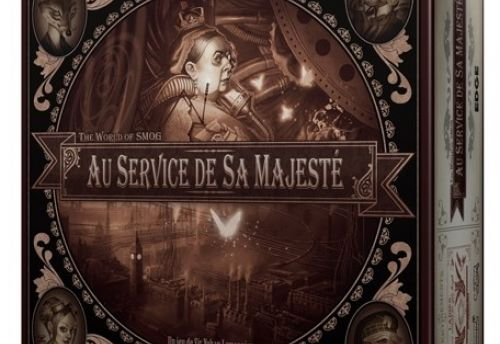 The World of Smog: Au Service de Sa Majesté