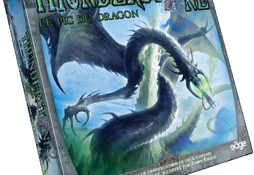 Thunderstone - Le pic du dragon