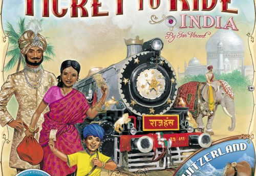 Ticket to Ride -  India