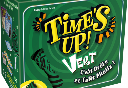 Time's Up ! vert