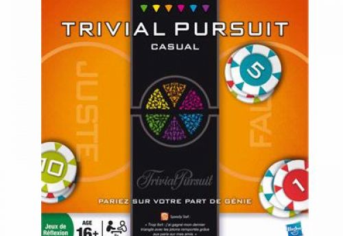 Trivial Pursuit Casual