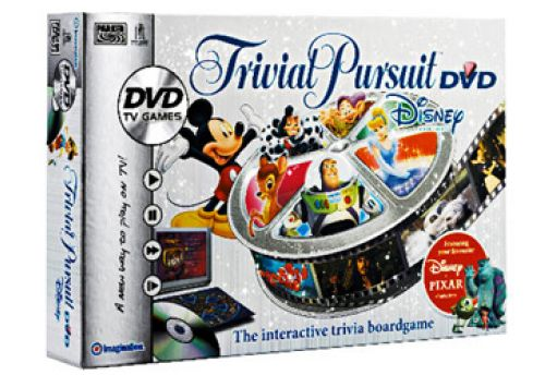 Trivial Pursuit - Édition DVD Disney