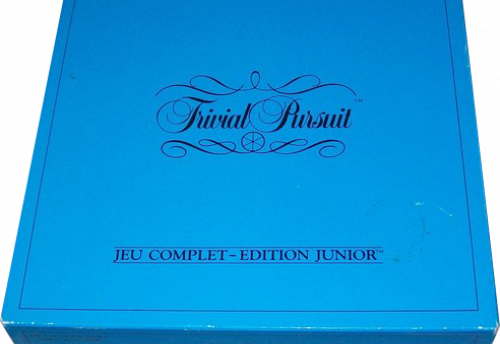 Trivial Pursuit - Edition Junior