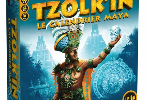 Tzolk'in - Le Calendrier Maya