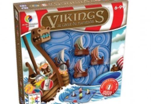 Vikings - au coeur du Maelstrom