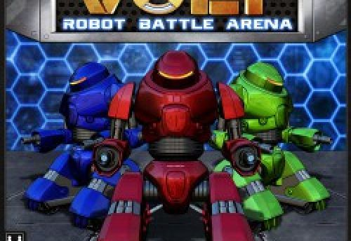 VOLT : robot battle arena