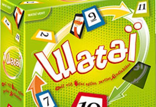 Wataï vert