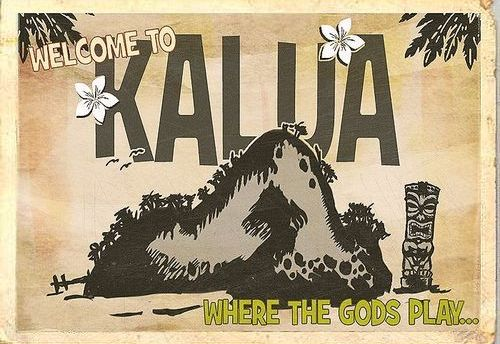 Welcome to Kalua