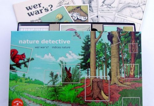 Wer war's? Nature Detective