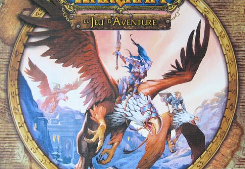World of Warcraft : Le jeu d'aventure