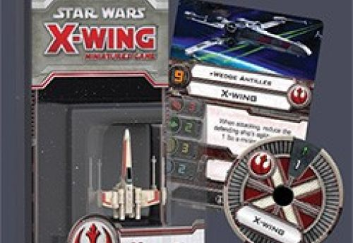 X-Wing - Miniatures Game : Chasseur X-wing