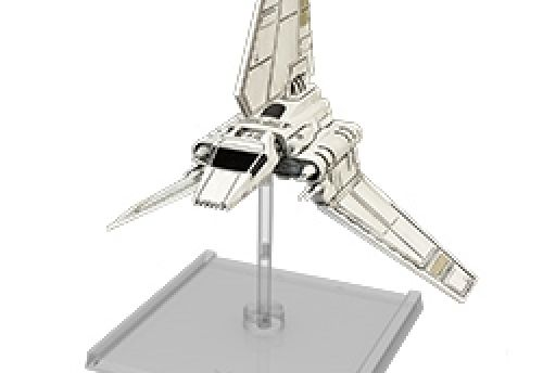 X-Wing - Miniatures Game : The Lambda-class Shuttl