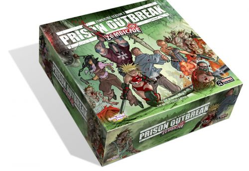 Zombicide Season Two : Prison Outbreak