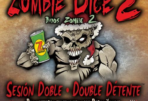 Zombie Dice 2 : Double Détente