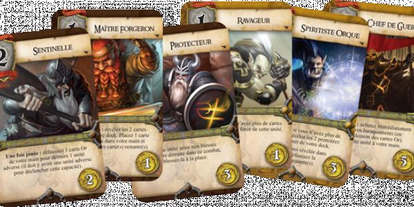 Rune Age : Les races