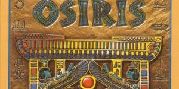 Isis et Osiris réédité