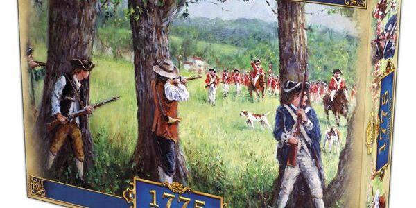 1812 c'est du passé, réglez votre delorean pour 1775