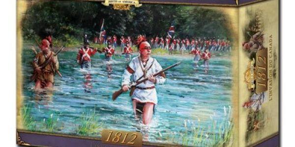 1812, L'invasion du Canada...