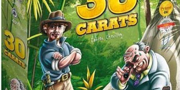 30 carats : la règle du jeu