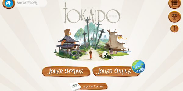 Tokaïdo et les voyages numériques