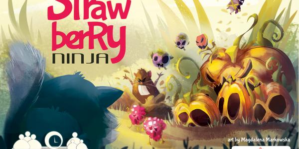 [Kickstarter] Strawberry Ninja