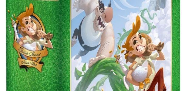Jack & le Haricot Magique : les haricots sont jetés