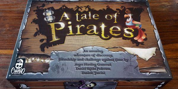 [CDLB] A Tale of Pirates