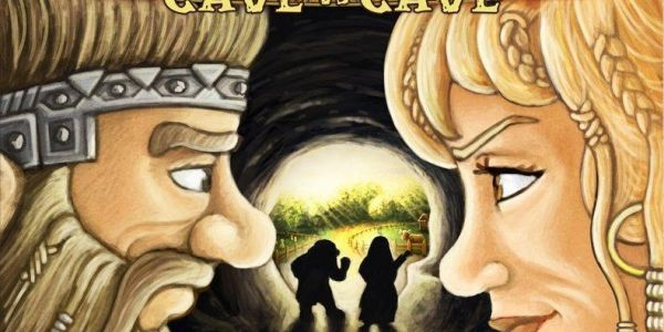 Caverna adapté en mode 1 à 2 joueurs