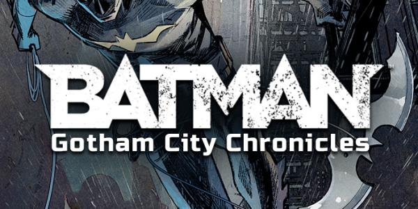 Batman prend la relève de Conan !