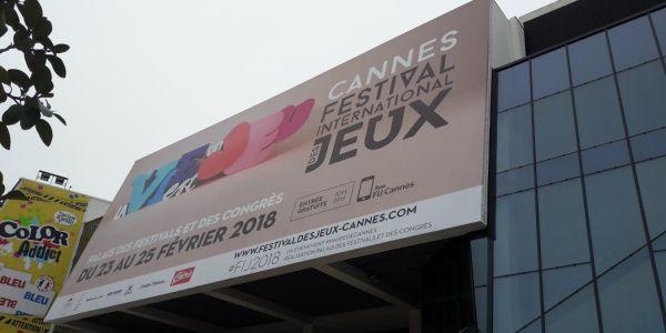 FIJ Cannes 2018 : retour en images première partie