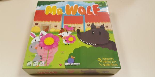 [CDLB junior] Mr Wolf