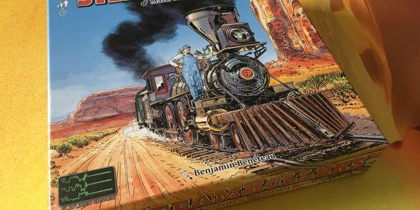 [Kickstarter] SteamRollers entre en gare !