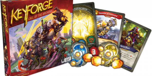 Keyforge : le jeu de cartes qu'il ne faut pas forger