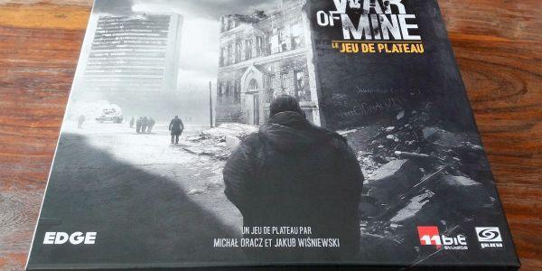 [CDLB] This War of mine : le jeu de plateau