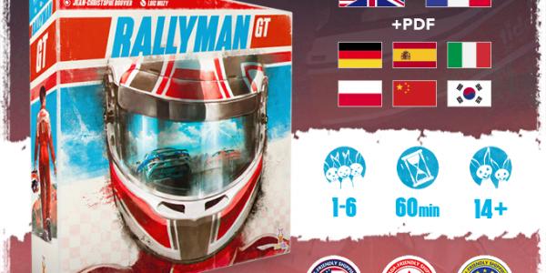 Rallyman GT : prêt pour la nouvelle course ?