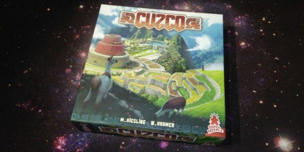 Cuzco, C'est dans la boite