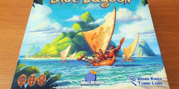 [CDLB] Blue Lagoon