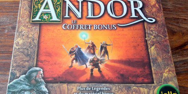 Andor : le coffret bonus