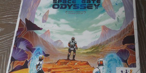[CDLB] Space Gate Odyssey