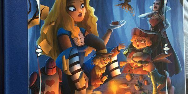 Alice aux pays des cartes