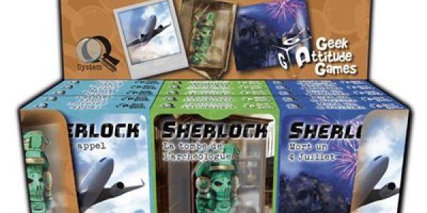 Sherlock : première trilogie du Q System