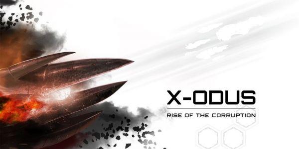 Kickstarter - X-ODUS Rise of Corruption