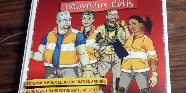 [CDLB] Operation Archéo : nouveaux défis