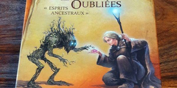 [CDLB] Andor : Les Légendes Oubliées - esprits ancestraux