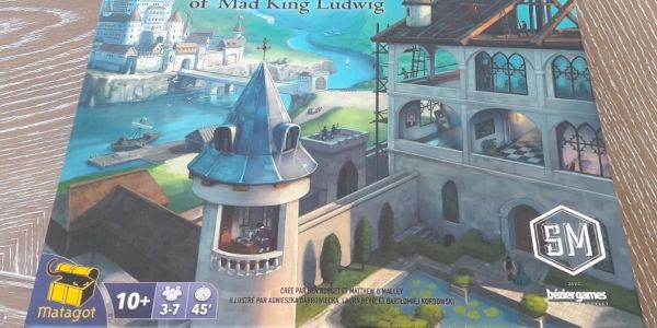 Between Two Castles (of the mad king Lugwig)