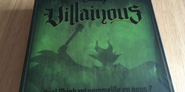 [CDLB] Entrez dans le monde de Villainous