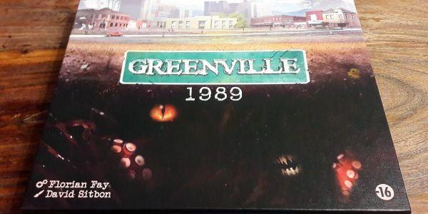 [CDLB] Greenville 1989