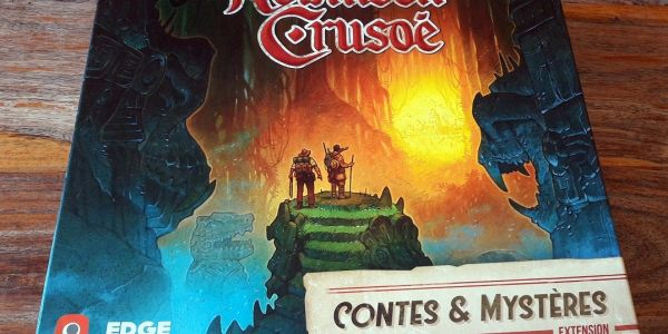 [CDLB] Robinson Crusoé : Contes et Mystères