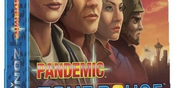 Pandemic: Zone rouge – Amérique du nord