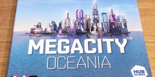 [CDLB] Megacity Oceania